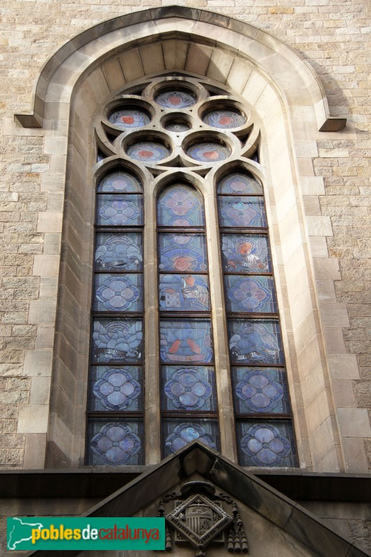 Barcelona - Església de Santa Madrona