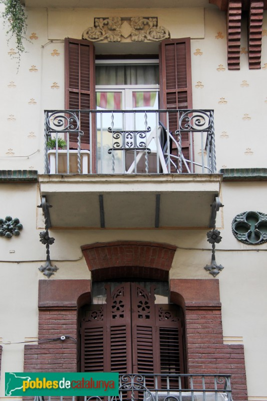 Barcelona - Poeta Cabanyes, 47