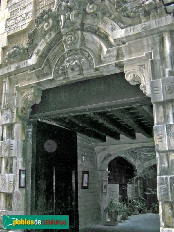 Barcelona - Palau Vilana Perlas