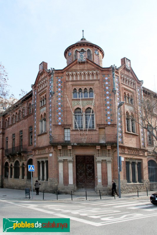 Barcelona - Palau de la Premsa