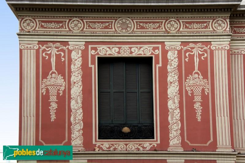 Barcelona - Antigues Oficines de l'Exposició (Escola Verdaguer)