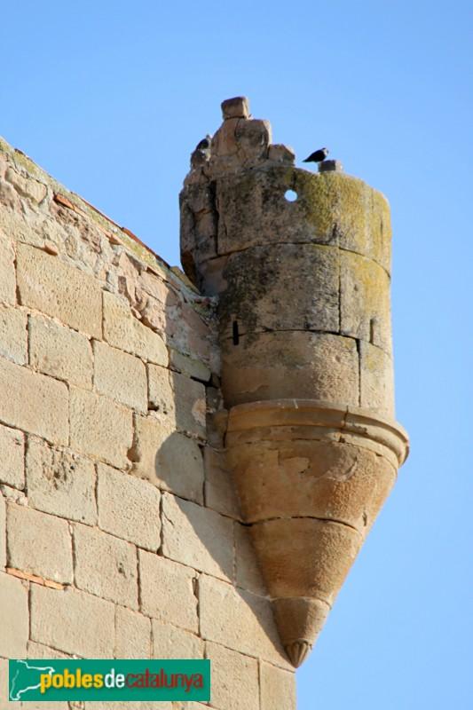Plans de Sió - Castell de les Pallargues