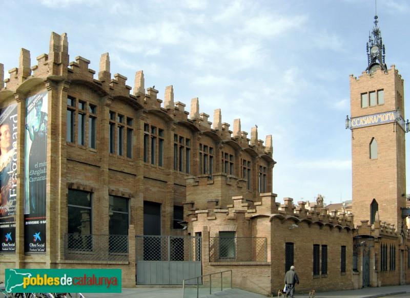 Barcelona - Fàbrica Casaramona (Caixa Fòrum)