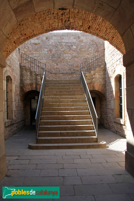 Barcelona - Castell de Montjuïc