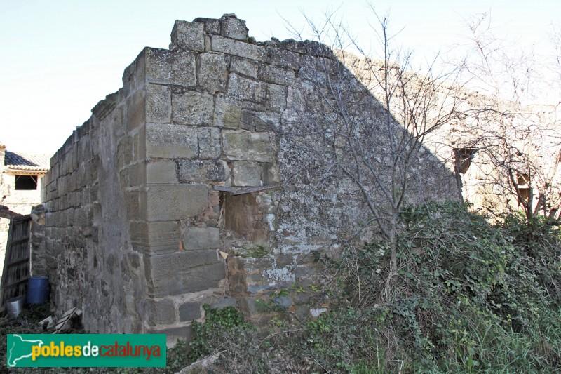 Plans de Sió - Casa Montcortès