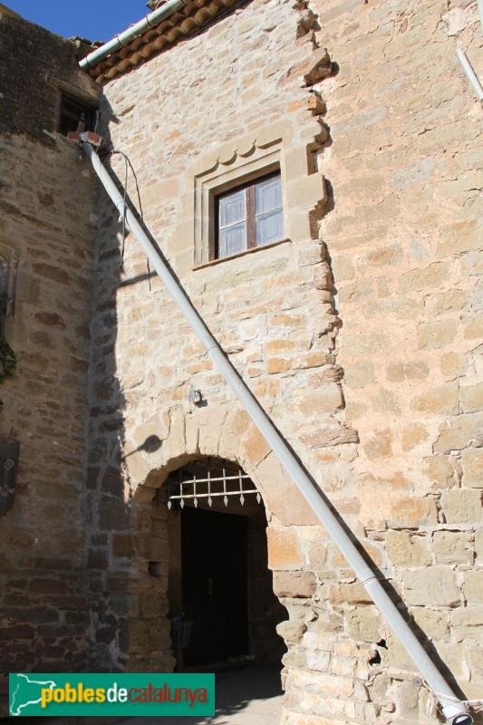 Plans de Sió - Portal de l'Aranyó