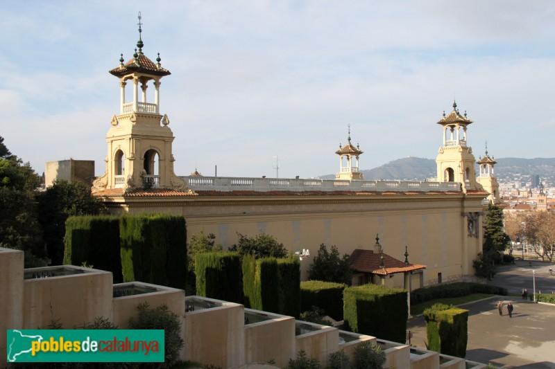 Barcelona - Palau Victòria Eugènia