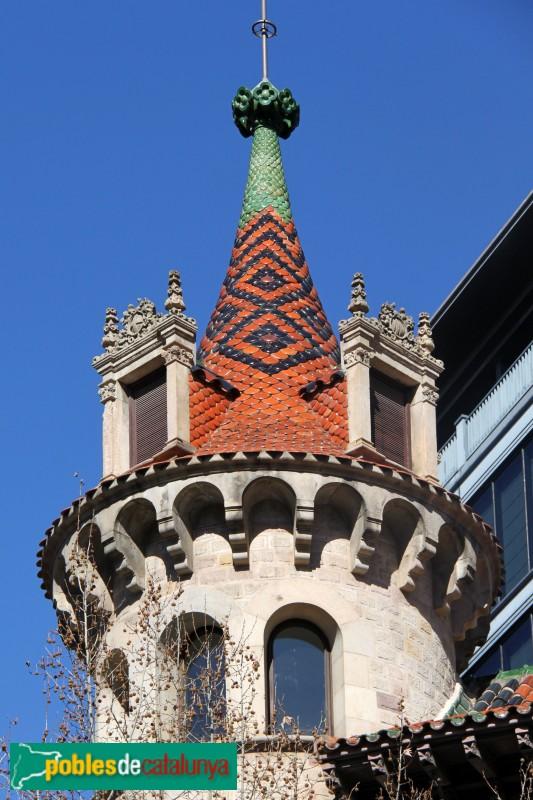 Barcelona - Casa Serra