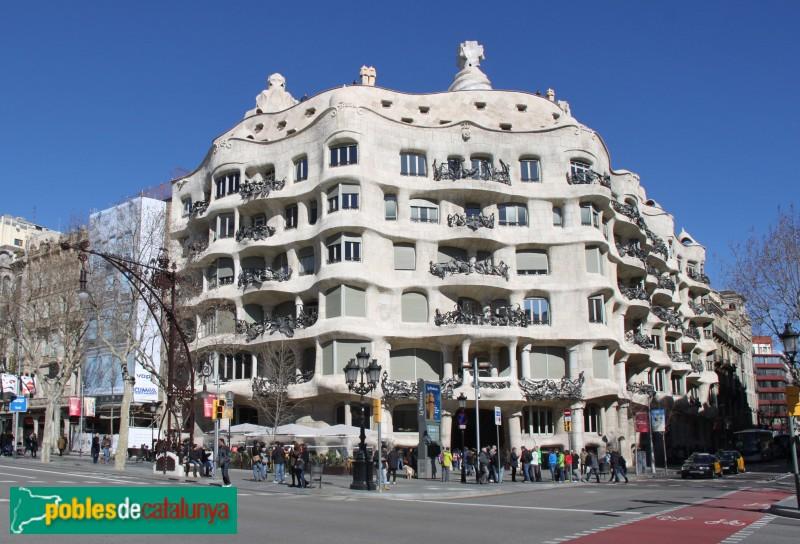 Barcelona - La Pedrera