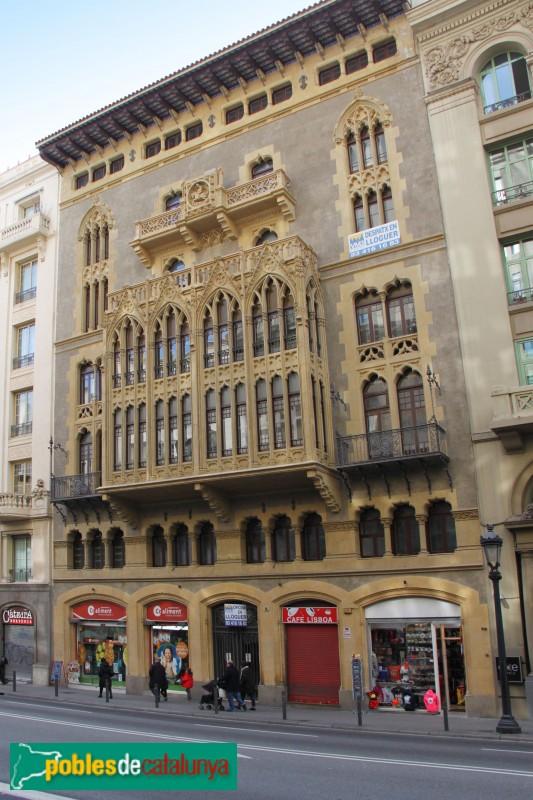 Barcelona - Via Laietana, 15