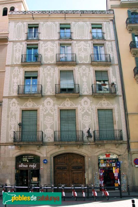 Barcelona - Sant Pere Més Alt, 4