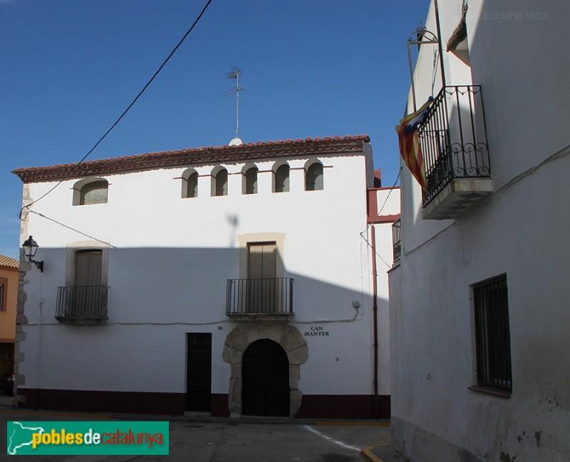 El nucli antic la bisbal del pened s pobles de catalunya - Tiempo la bisbal del penedes ...