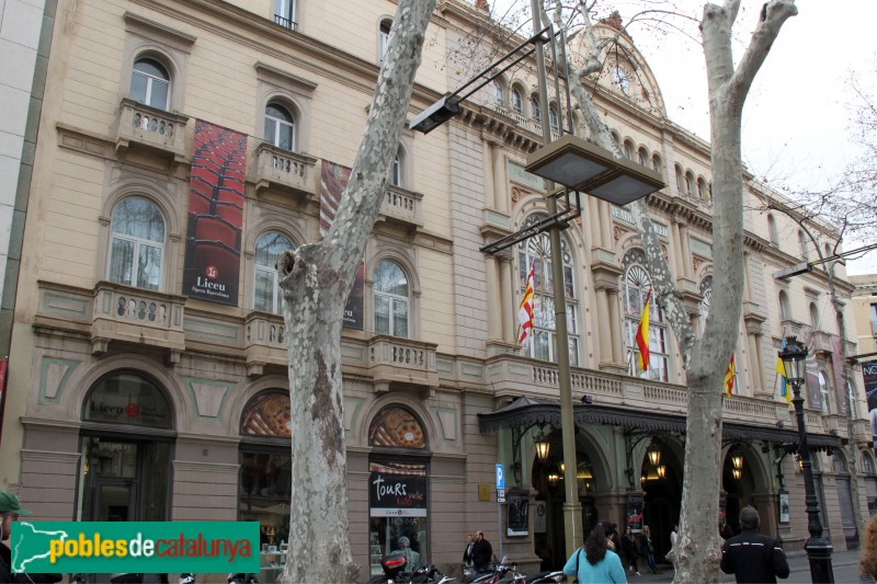 Barcelona - Liceu