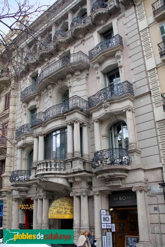 Barcelona - Rambla Catalunya, 27