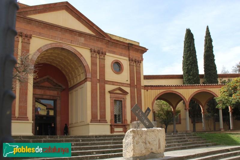 Barcelona - Pavello d'Arts Gràfiques