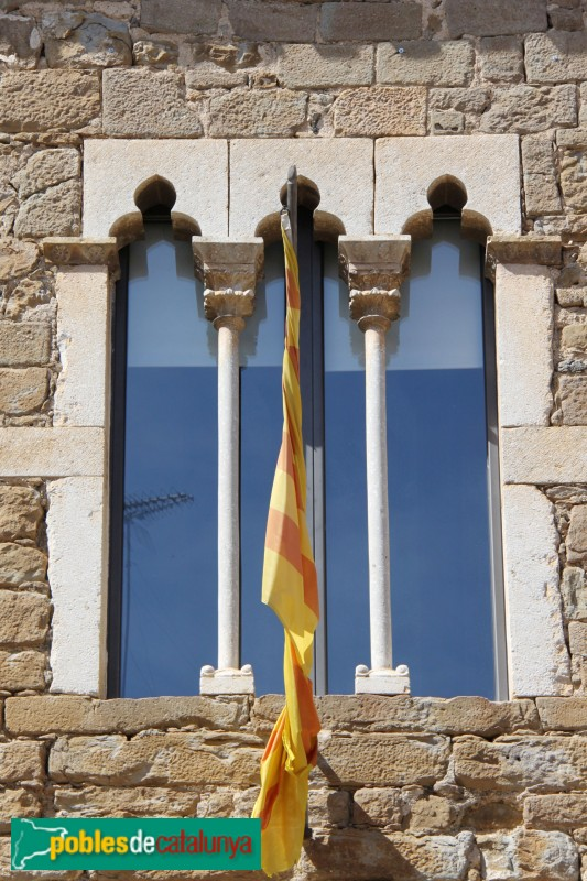 Rupià - Castell-Palau Episcopal