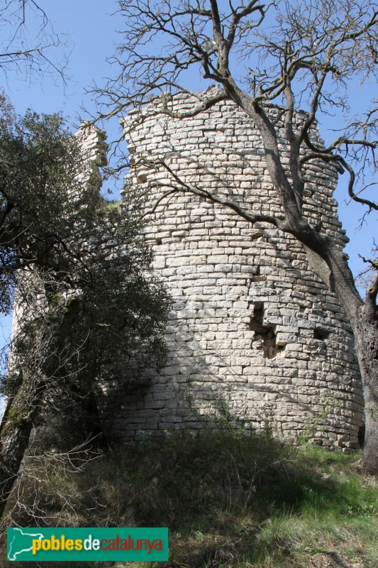 Estaràs - Castell de Gàver