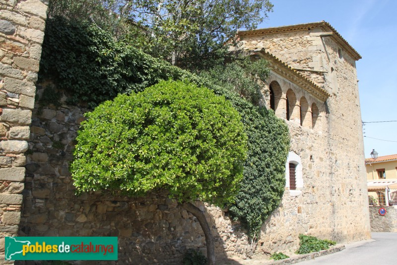 La Pera - Castell de Púbol