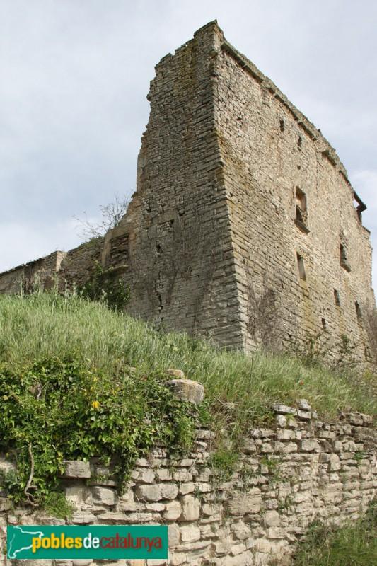 Sant Guim de Freixenet - Castell de Sant Guim de la Rabassa