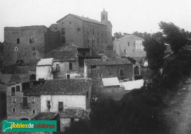 Sant Guim de Freixenet - Castell i convent de Sant Guim de la Rabassa