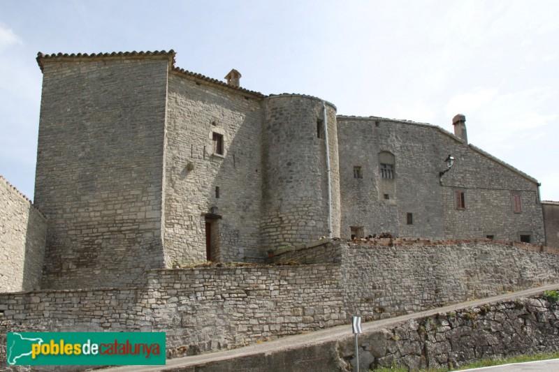 Sant Guim de Freixenet - Castell de la Tallada