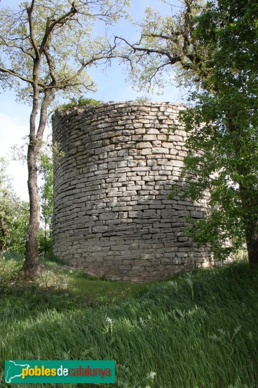 Sant Guim de Freixenet - Castell de Vilalta