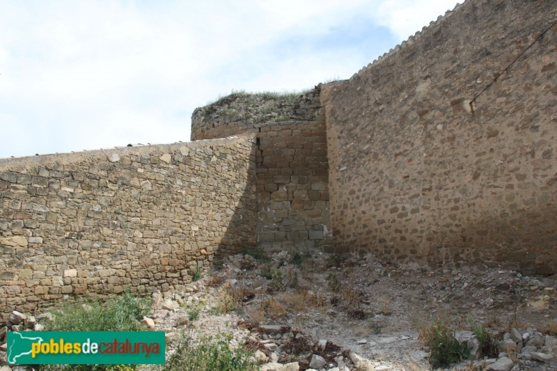 Massoteres - Castell de Talteüll
