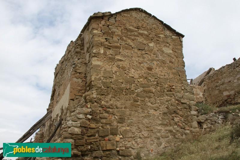 Massoteres - Capella del Roser, de Solibernat