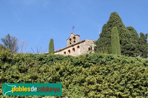 Foixà - Capella del Castell