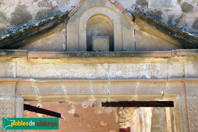 Torà - Sant Pere de Vallferosa