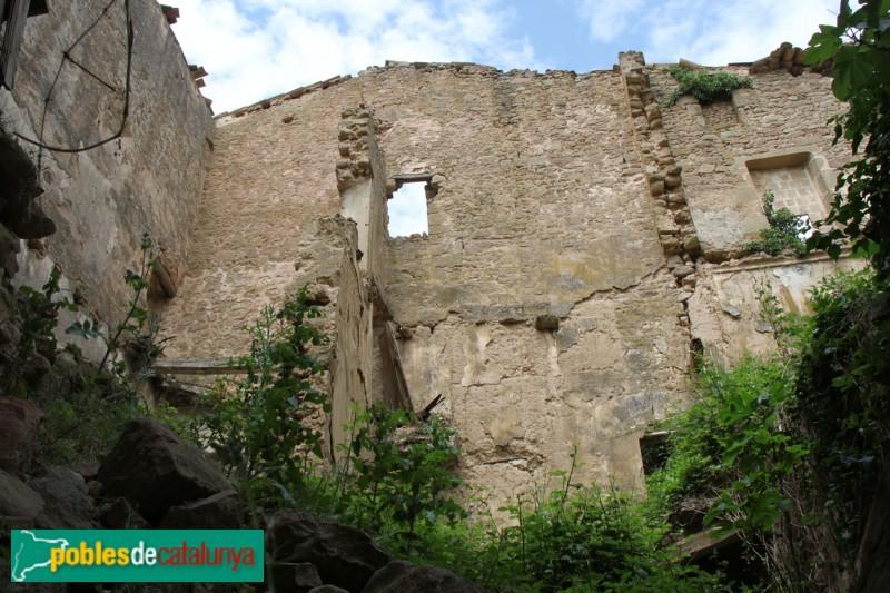 Torà - Castell de Llanera