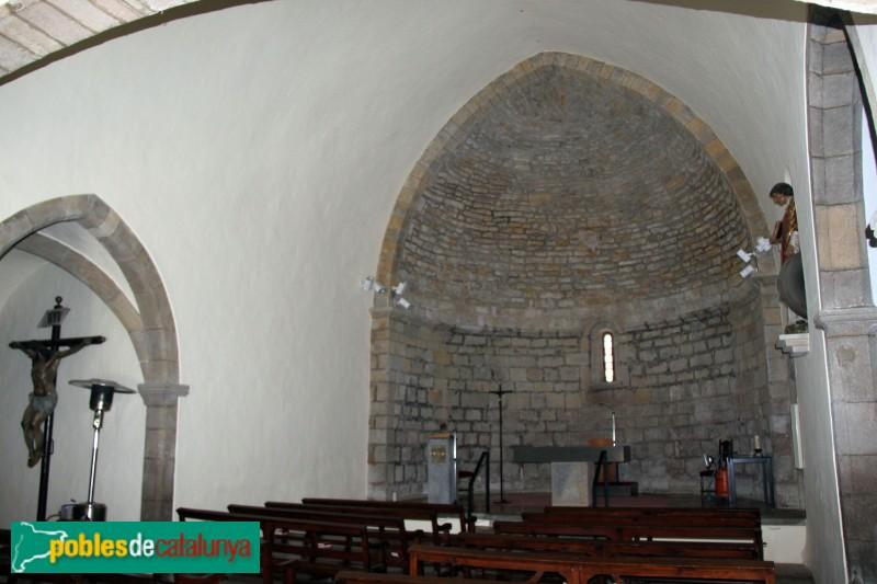 Parlavà - Església de Sant Feliu