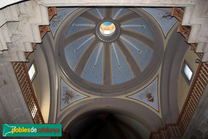 Guissona - Església de Santa Maria