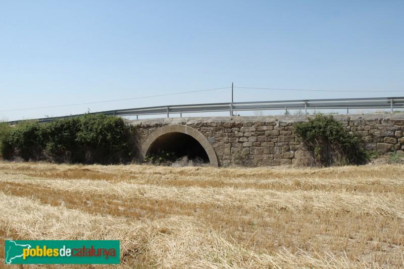 Guissona - Pont de Santa Llúcia