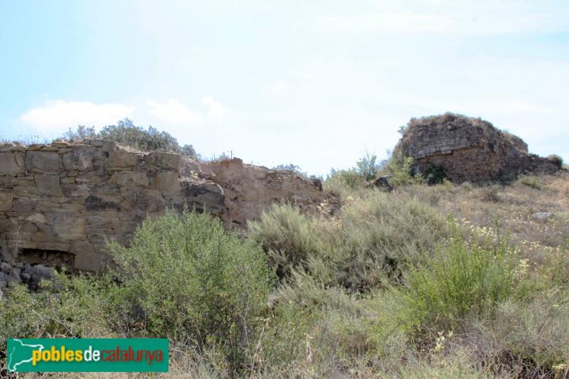 Biosca - Ruïnes del castell