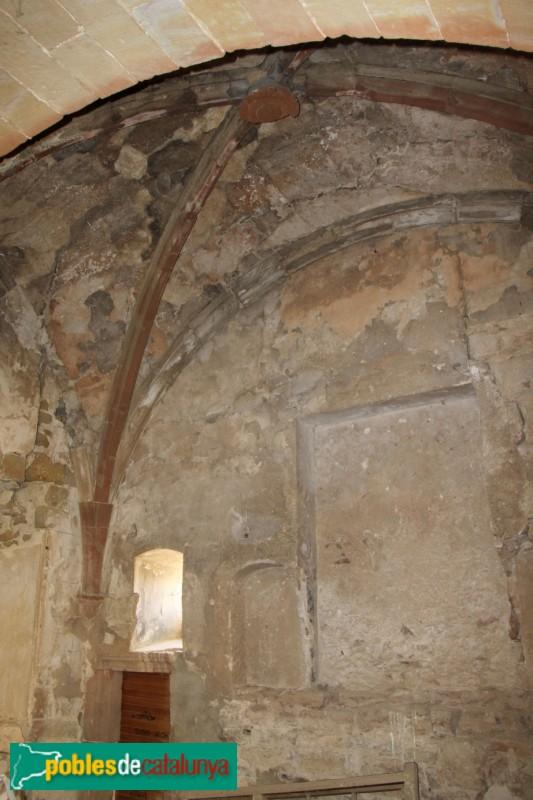 Biosca - Església de Santa Maria del Castell