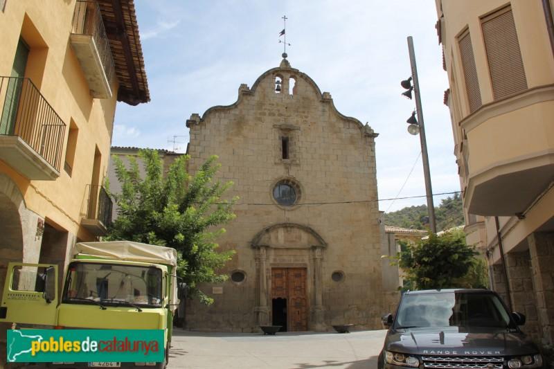 Sanaüja - Santa Maria de la Plaça