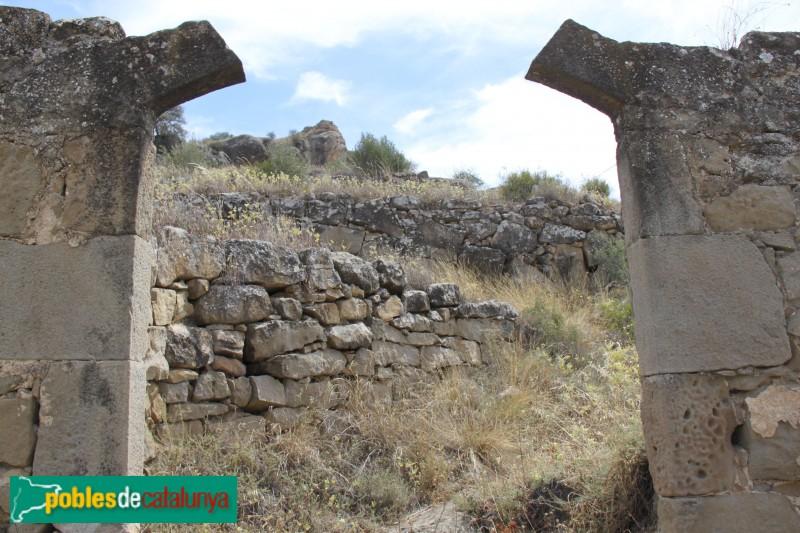 Sanaüja - Castell