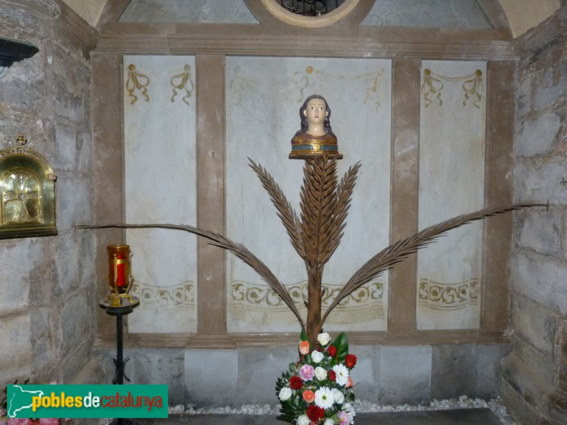 Calaf - Santa Calamanda