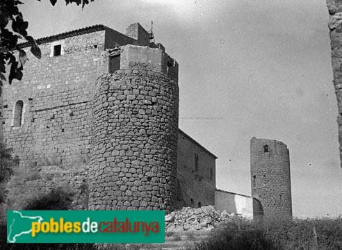 Bellcaire d'Empordà - Castell