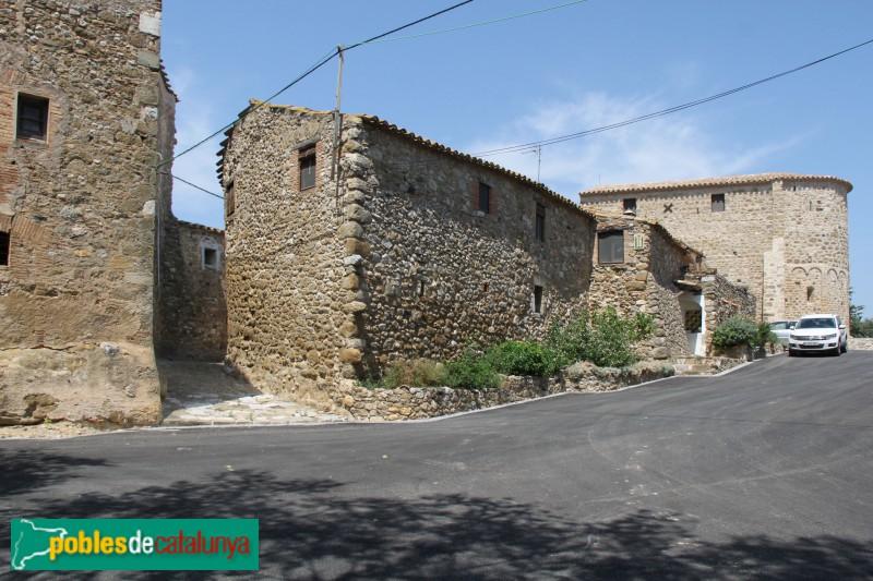 La Tallada - Maranyà, carrer de l'església