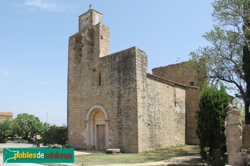 La Tallada - Església de Santa Maria