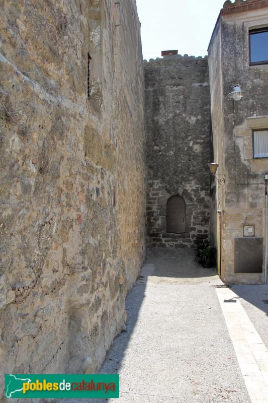 La Tallada - Recinte fortificat