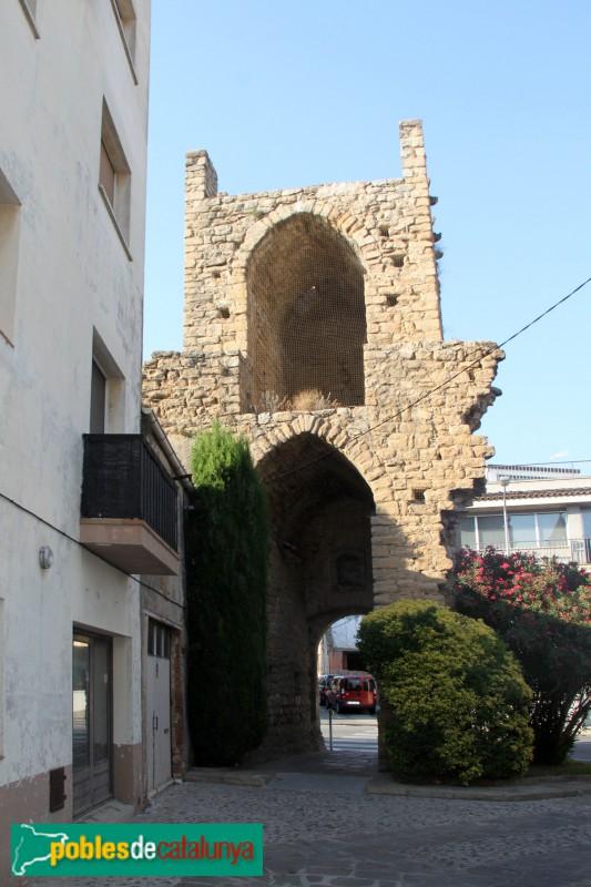 Torroella de Montgrí - Portal de Santa Caterina