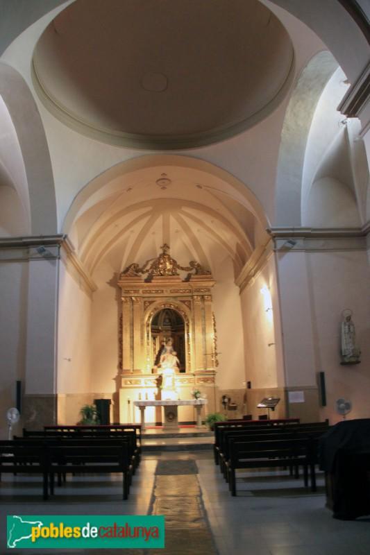 Torroella de Montgrí - Església de Sant Genís, Capella Fonda