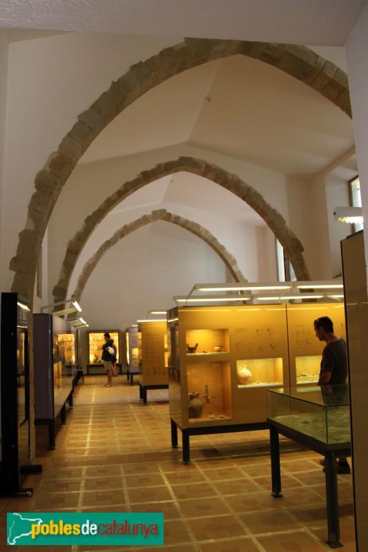 Ullastret - Museu, a l'antiga capella