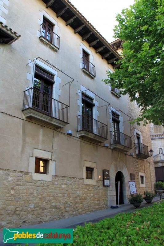 Torroella de Montgrí - Palau Reial (Mirador)