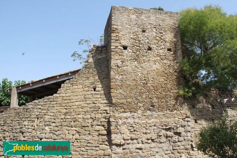 Ullastret - Muralla