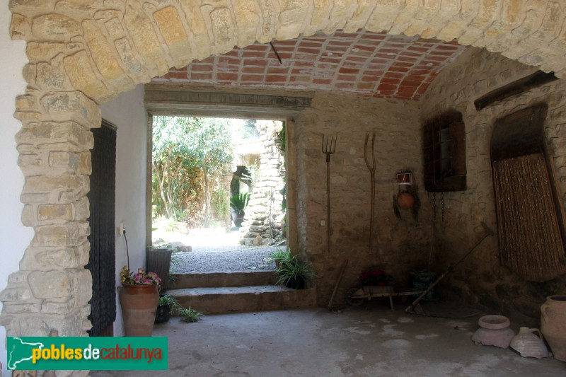 Ullastret - Casa del poble