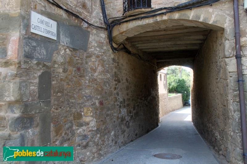 Ullastret - Racó del poble